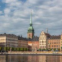 Изумительный Стокгольм :: Евгений Никифоров