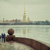 На набережной :: Ксения Старикова