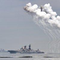 День ВМФ Адмирал Трибуц :: Ingwar