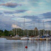 Гавань Пирита, Эстония :: Priv Arter