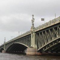 А ночью мосты разводят :: Наталья Лунева