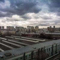 Городские крыши :: Елена Ел