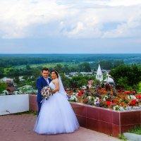 Ах, эта свадьба.... :: Евгения Вереина