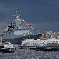 День ВМФ России :: Василий Богданов