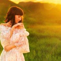Девушка-солнце) :: Виктория Махтакова