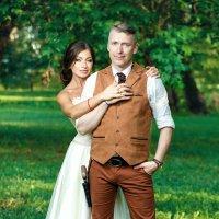 Руслан и Анна :: Илья Русов
