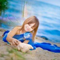 Морская фея) :: Марина