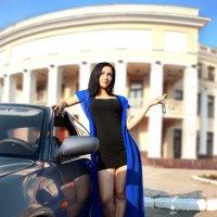 Куда бы поехать? :: VikTori Knyazeva