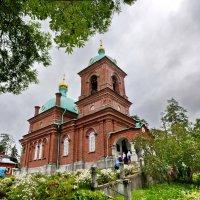 Валаам. Церковь Воскресения Христова :: Николай