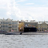 Подводная лодка «Краснодар» :: Валерий Новиков