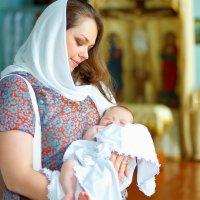 Таинство крещения :: Зоя Kononenko