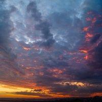 утреннее небо :: Владимир Болдырев