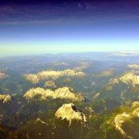 Альпы летом :: vg154