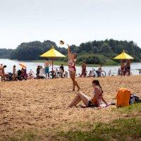 Пляжный волейбол :: Евгений Никифоров