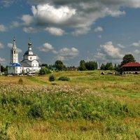 Свято-Никольский женский монастырь :: Валерий Толмачев