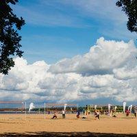 Пляжный волейбол 2 :: Виталий