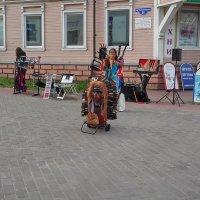 Уличный музыкант :: Елена Байдакова