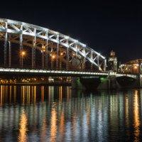 Большеохтинский мост :: Элла Ш.