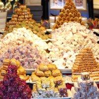 Восточные сладости :: Лариса Журавлева