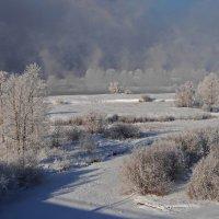 Холодной зимнею порой... :: Александр Попов