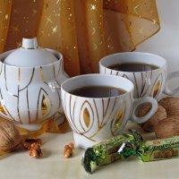 Чай на двоих :: Татьяна Смоляниченко