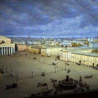 Театральная площадь 1870-х годов  ... :: Лариса Корженевская