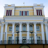 Дворец :: Надежда Щукина