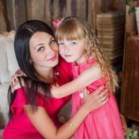 Дочки-Матери :: Кристина Волкова(Загальцева)