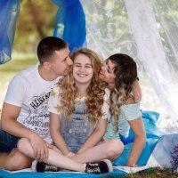 Моя веселая семейка :: Ульяна Смирнова