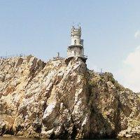 Ласточкино гнездо :: Даша Гринёва