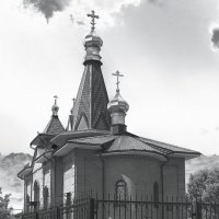 Храм Святителя Николая Чудотворца :: Евгений Вяткин