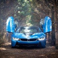 BMW i8 :: Сергей Аверьянов
