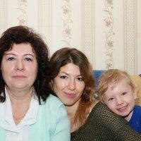 мои родные :: Дмитрий Ковальчук