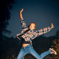 прыжок :: владимир