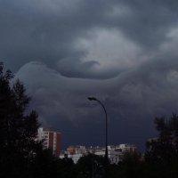 Угрозы неба были не напрасны :: Андрей Лукьянов
