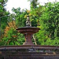 старый фонтан :: Александр Корчемный