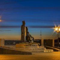 Ижевские оружейники.  Ижевск - город в котором я живу! :: Владимир Максимов