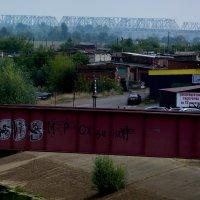 ЖД мосты :: Алексей Golovchenko