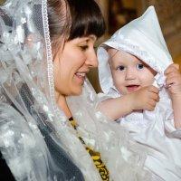 *крещение* :: Олеся (Лесика) Касьянова