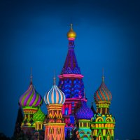 Из серии Москва в праздничном одеянии :: Александр Колесников