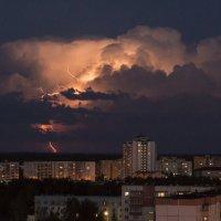 Гроза. :: Андрей Леднев