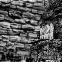 Развалины Византийского Православного храма :: Val Савин