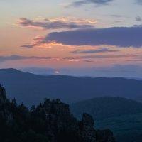 Последний луч солнца :: Георгий Морозов
