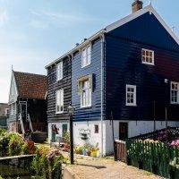 Голландская деревня, остров Маркенб Северная Голландия :: Witalij Loewin