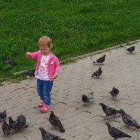 Дитя кормящее :: Андрей Лукьянов