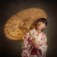 Japan girl :: Evgeny Kornienko