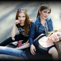 Вампирки :: Салима Боташева