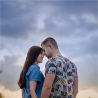 Вета и Петя :: Катерина Рогачева
