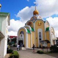 Храм Святой Великомученицы Варвары. :: Антонина Гугаева
