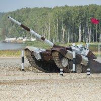 Танковый биатлон в Алабино :: .civettina ...